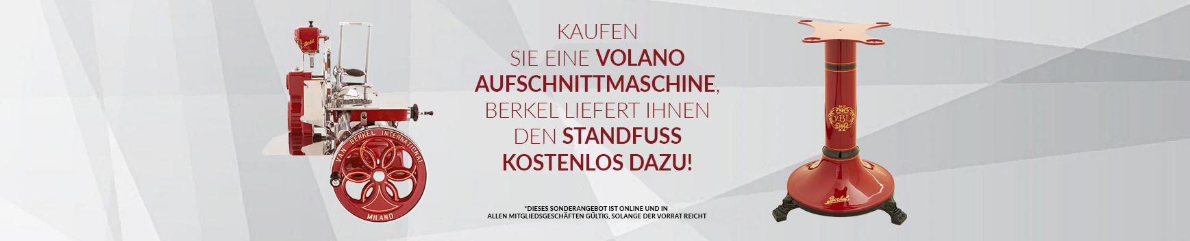 volano + free stand