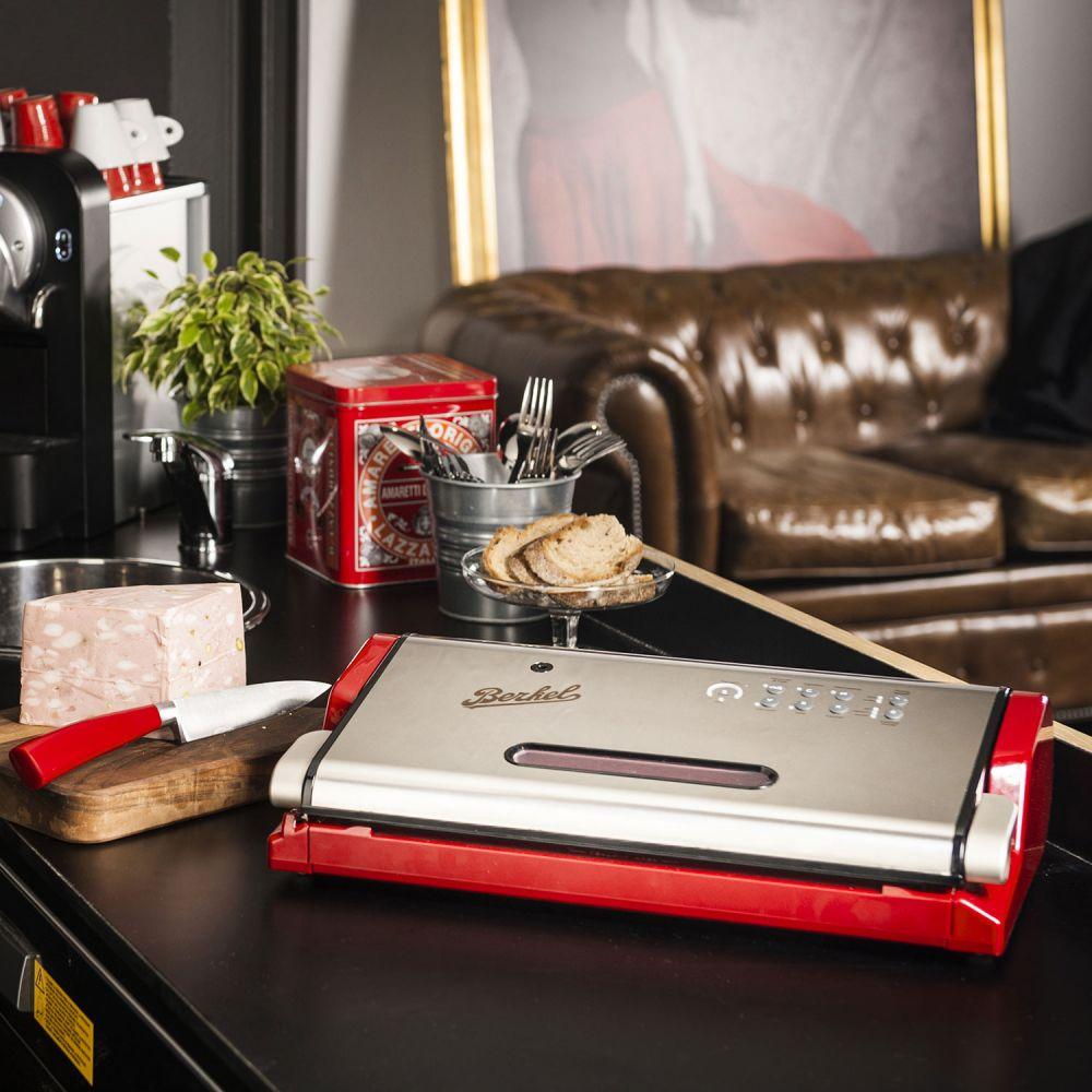 Berkel Vacuum and sealer machine