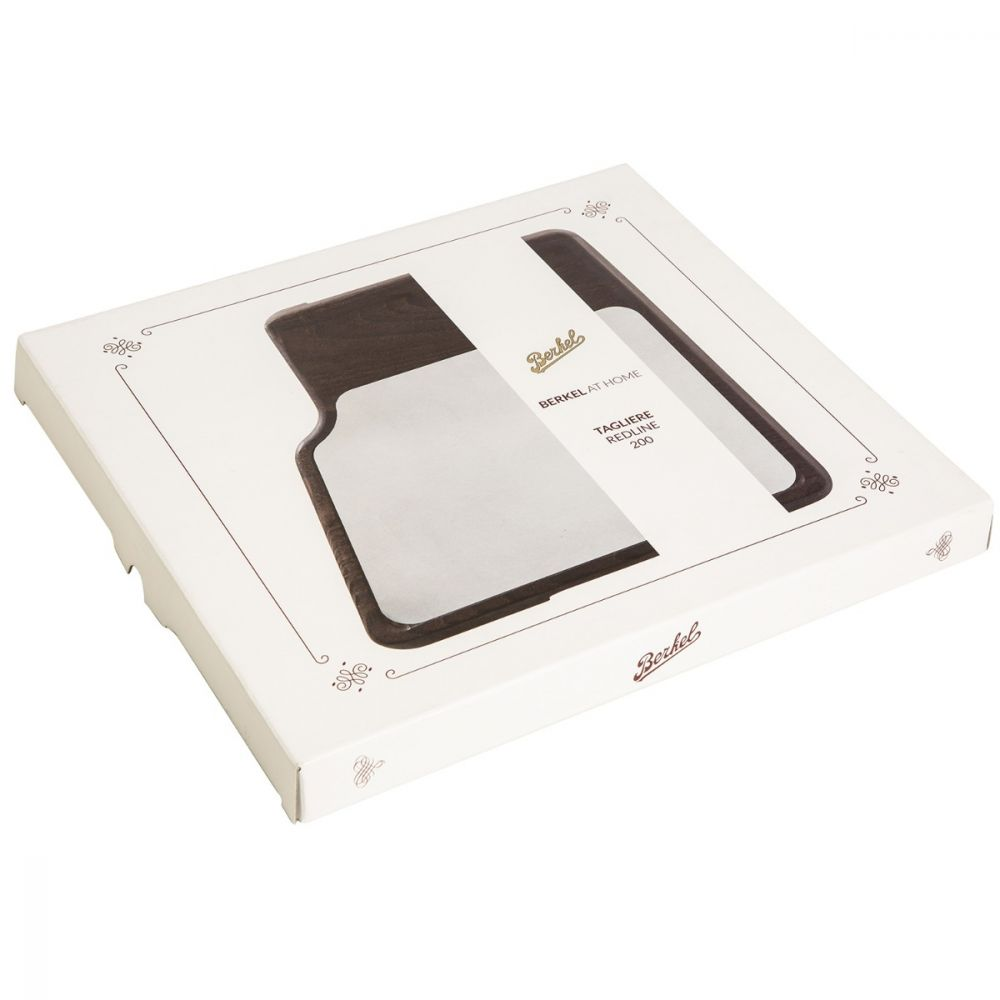 Cutting Board for Home Line 250 with inox plate