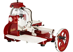 Flywheel slicers